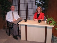 Guest host by Debbie DuHaime. Her guest is politician, Playwright and Author Bill O'Dea