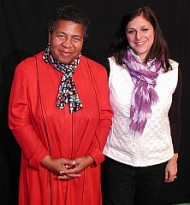 "Rev. Theresa Nance talked with Randi Lupo about Rev. Nance's documantary ""A story Seldom told""."