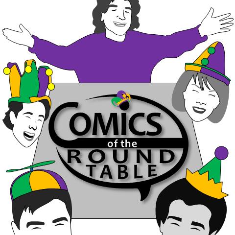 comicsoftheroundtable