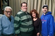 Lou Cicenia,  Joe Ferriero, Lisa Dascoli, Scott Manginelli
